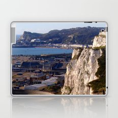 The White Cliffs and Dover  Laptop & iPad Skin
