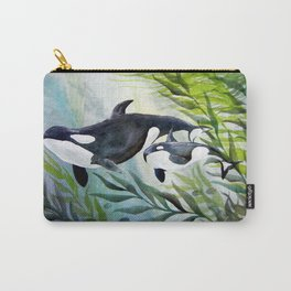 Mother Orca Carry-All Pouch