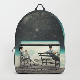 You Were There, in my Deepest Silence Backpack