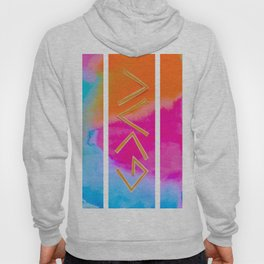 God Is Greater - Tie Dye Hoody