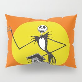 Pumpkin King Pillow Sham