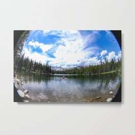Row to Adventure! Metal Print