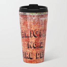 Seligman Fire Dept. Travel Mug
