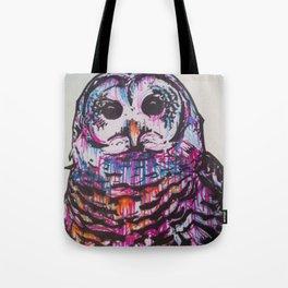 Something like an Owl Tote Bag