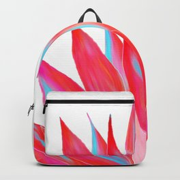 Sunny Agave Fringe Illustration Backpack