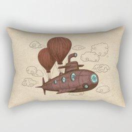 The Fantastic Voyage Rectangular Pillow