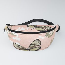 Florals & Glassings 3 Fanny Pack