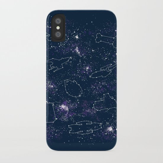 Star Ships iPhone Case