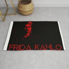 Frida Kahlo (Ver 5) Rug