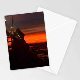 Grand Haven Pier Stationery Cards