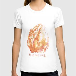 Himalayan Salt Crystal Painting T-shirt