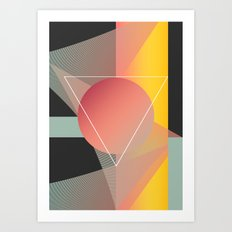 Objectum Art Print