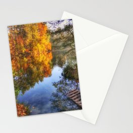 this fantastic autumn Stationery Cards