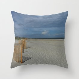 Hilton Head Beach Throw Pillow