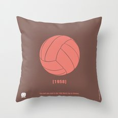 1958 Throw Pillow