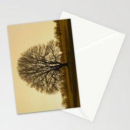 tree xrays Stationery Cards
