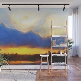 Big Cypress Sunrise Wall Mural
