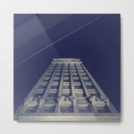 Wurlitzer Building Metal Print