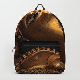 Restful Buddha Backpack