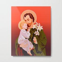 St. Joseph Metal Print