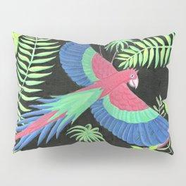 Macaw Pillow Sham