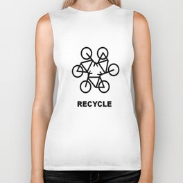 Recycle Biker Tank