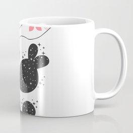 Cactus Galaxy Coffee Mug