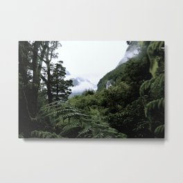 Fiordland Metal Print