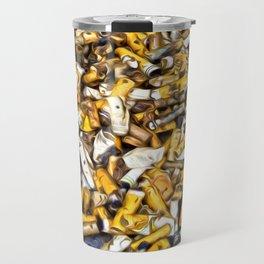 Ashtray Art Travel Mug