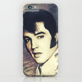 Elvis Presley, Music Legend iPhone Case