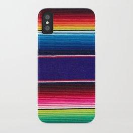 Serape of Mexico iPhone Case