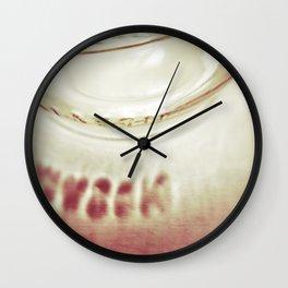 Mason #13 Wall Clock