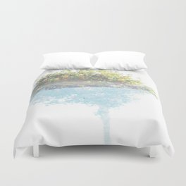 Where the sea sings to the trees - 3 Duvet Cover