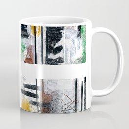 Olive With Ochre Times Four Coffee Mug