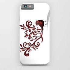 Swirly Bird iPhone 6s Slim Case