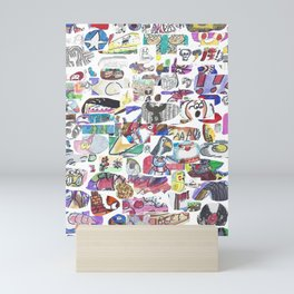 Most Things & Maybe A Kitchen Sink Mini Art Print