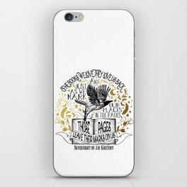 Nevernight - Books Love Us iPhone Skin