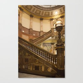 Capitol Building Denver Canvas Print