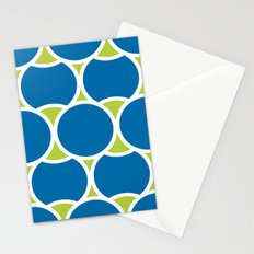Modern Circles Stationery Cards