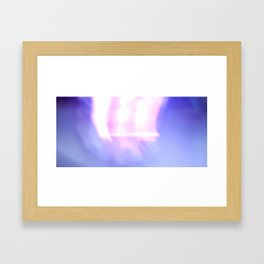 painting with light no. 2 Framed Art Print