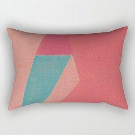 Nudo Due Colori Rectangular Pillow