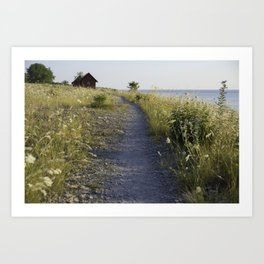 Fields of Neptune #2 Art Print