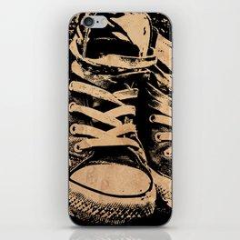 Ramones Shoes iPhone Skin
