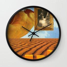 Cuerpos del desierto  Wall Clock