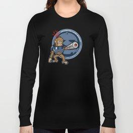 Automated Laser Monkey Long Sleeve T-shirt