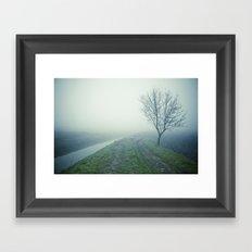 fog #2 Framed Art Print