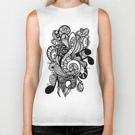 Let the music play! Biker Tank