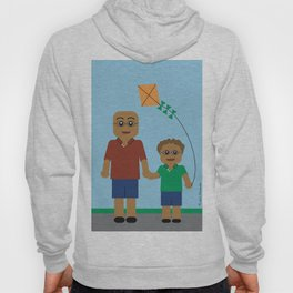Father and Son Hoody