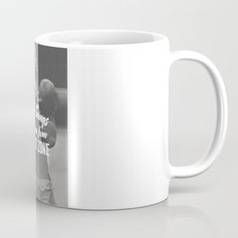 Great Things Never Came From Comfort Zones Coffee Mug