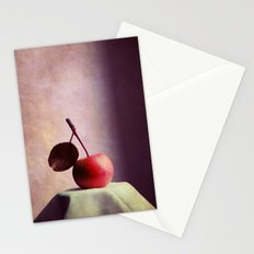 miss apple Stationery Cards